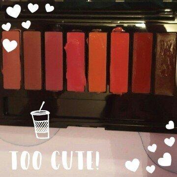 Maybelline New York Lip Gloss Palette uploaded by Angela B.