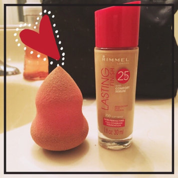 Photo of Rimmel Lasting Finish Foundation uploaded by Alyssa H.