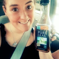 Lipton® Pure Leaf Real Brewed Not Too Sweet Peach Flavor Iced Tea uploaded by Britney K.