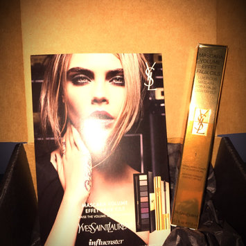 Yves Saint Laurent YSL Mascara Singulier Waterproof Exaggerated Lashes - #1 Vibrant Black uploaded by Liza R.