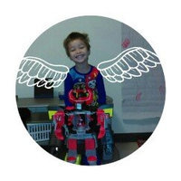 Fisher Price Fisher-Price Imaginext Power Rangers Morphing Megazord uploaded by Yolanda M.