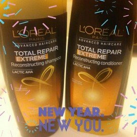 Photo of L'Oréal Paris Advanced Haircare Total Repair 5 Extreme Reconstructing uploaded by Sheila N.