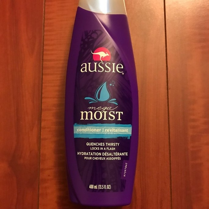 Aussie Mega Moist Conditioner uploaded by Maricel A.