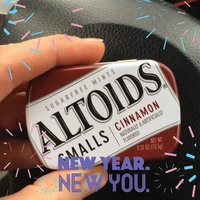 Altoids Sugar Free Cinnamon Smalls Mints uploaded by Betsy K.