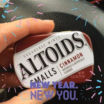Photo of Altoids Sugar Free Cinnamon Smalls Mints uploaded by Betsy K.