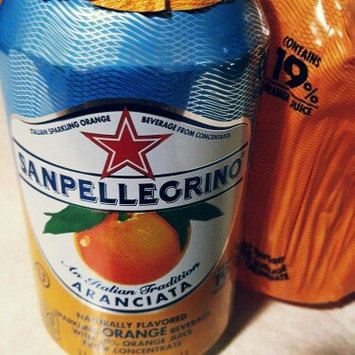 San Pellegrino® Aranciata Sparkling Orange Beverage uploaded by Cassandra V.