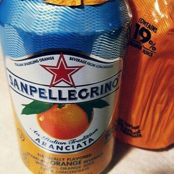 Photo of San Pellegrino® Aranciata Sparkling Orange Beverage uploaded by Cassandra V.