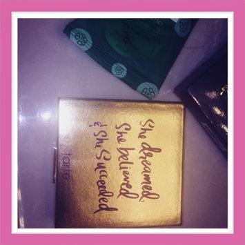 Photo of tarte Double Duty Beauty Day/Night Eye & Cheek Palette uploaded by Kisha M.
