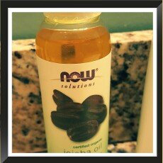 Photo of NOW Foods - Jojoba Oil Certified Organic - 4 oz. uploaded by Christina T.