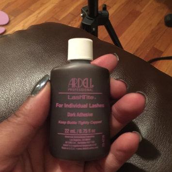 Photo of Ardell LashTite Individual Eyelash Adhesive 22ml/0.75oz -Clear uploaded by Jasmine W.