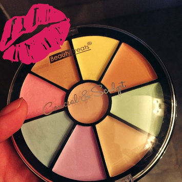 BEAUTY TREATS Corrective Concealer Palette - Multi uploaded by Jasmine O.