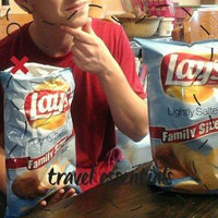 LAY'S® Lightly Salted Potato Chips uploaded by Donnya F.