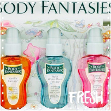 Photo of Body Fantasies 8 oz Cotton Candy Fantasy Fragrance Body Spray uploaded by Jackie R.