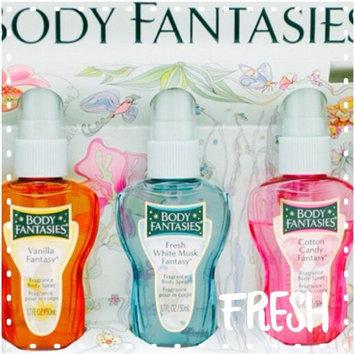 Body Fantasies 8 oz Cotton Candy Fantasy Fragrance Body Spray uploaded by Jackie R.