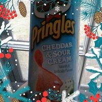 Pringles Cheez Ummms Cheddar & Sour Cream Potato Crisps uploaded by Crystal Y.