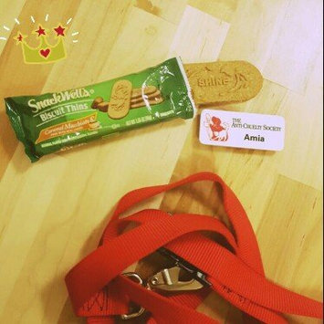 Photo of SnackWell's Caramel Macchiato Biscuit Thins uploaded by Amia D.