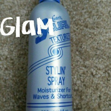 Photo of Luster's S-Curl Texturizing 8 oz. Styling Spray uploaded by TRACEY H.