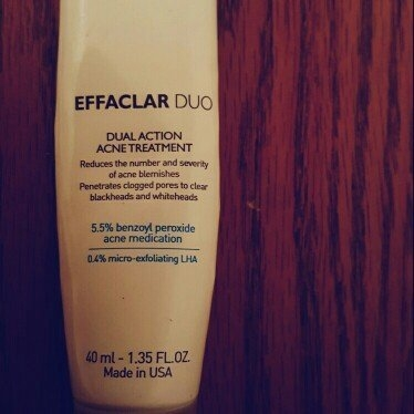 La Roche Posay Effaclar Duo Dual Action Acne Treatment uploaded by joanna j.