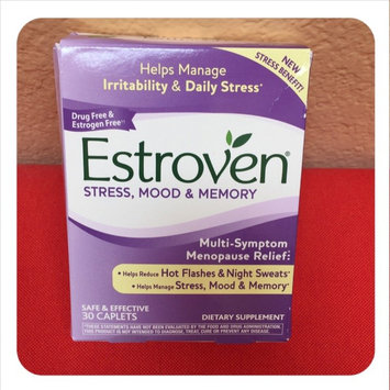 Photo of Estroven Plus Mood & Memory Menopause Supplement uploaded by Rosa Y.