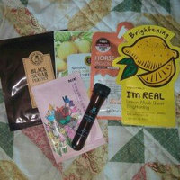 TONYMOLY I'm Real - Lemon Face Mask Sheet - Brightening uploaded by Ariel A.