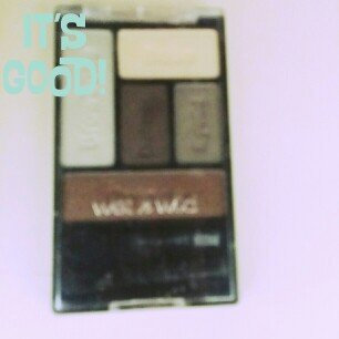 (3 Pack) WET N WILD Color Icon Eyeshadow Palette 5 Pan - The Naked Truth uploaded by Eunice R.