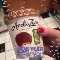 Arctic Zero Frozen Dessert Chocolate Peanut Butter uploaded by Tierra D.