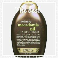 OGX® Macadamia Oil Conditioner uploaded by María José D.