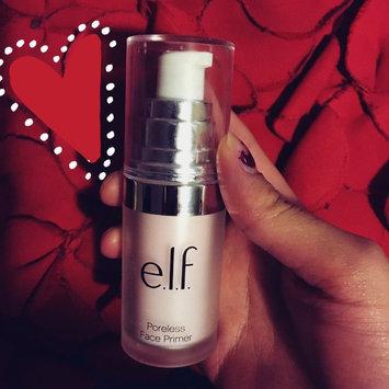 Photo of e.l.f. Cosmetics Poreless Face Primer uploaded by Kayaa P.