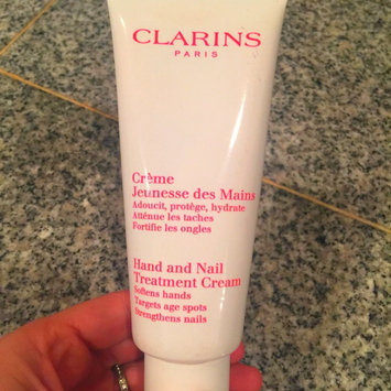 Photo of Clarins Hand and Nail Treatment Cream uploaded by Lynsey S.