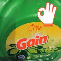 Gain HE Original Liquid Laundry Detergent - 146 loads uploaded by Bebe B.