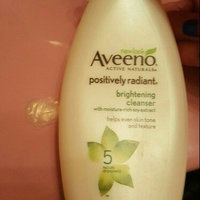Aveeno Positively Radiant Cleanser uploaded by Erica S.
