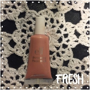 e.l.f. Shimmering Facial Whip uploaded by Arely M.
