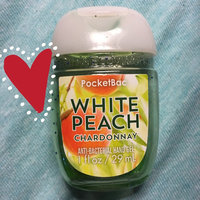 Bath & Body Works® PocketBac WHITE PEACH CHARDONNAY Anti-Bacterial Hand Gel uploaded by Kaitlin W.