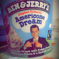 Ben & Jerry's All Natural Stephen Colbert's Americone Dream Ice Cream uploaded by Shantel L.