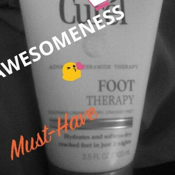 Photo of Curel Targeted Therapy Foot Therapy Cream uploaded by Chelsey D.
