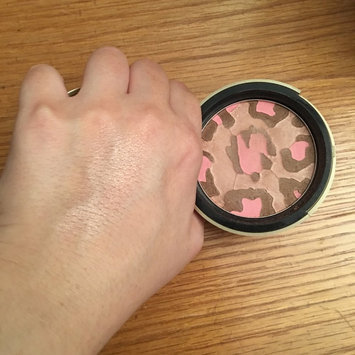 Too Faced Pink Leopard Blushing Bronzer uploaded by Alexandra L.