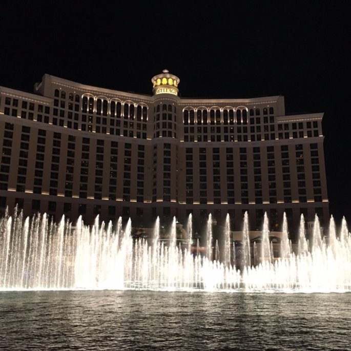 The Bellagio Hotel Las Vegas uploaded by Susanna T.