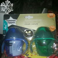 Tommee Tippee BPA Free Closer to Nature 2 Pack 5 Ounce First Sips Transition Cup - Blue and Green uploaded by lucero P.
