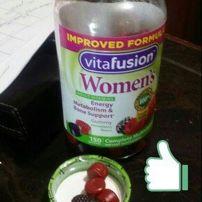 MISC BRANDS Vitafusion Women's Gummy Vitamins Complete MultiVitamin Formula uploaded by Yessi T.