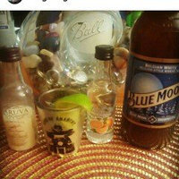 Blue Moon Belgian White Wheat Ale uploaded by Abigail G.
