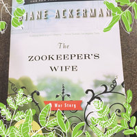 The Zookeeper's Wife: A War Story uploaded by Katie K.
