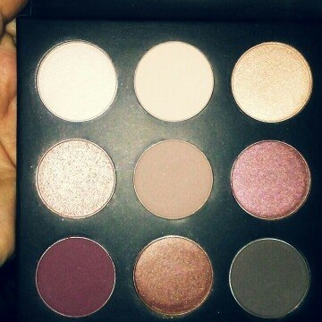 StudioMakeup On-The-Go Eyeshadow Palette Cool Down uploaded by Nancy W.