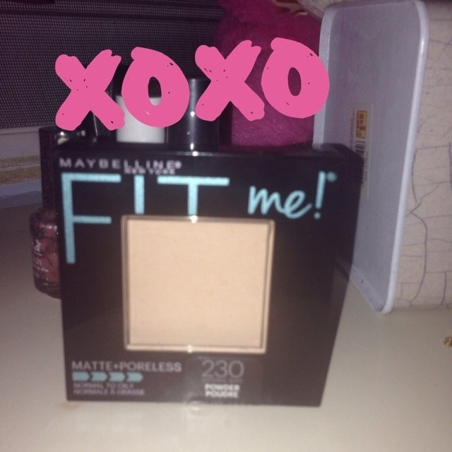 Maybelline Fit Me! Set + Smooth Pressed Powder uploaded by Joane O.