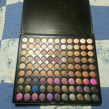 Photo of BH Cosmetics Urban Luxe - 99 Color Eyeshadow Palette uploaded by Cassandra S.