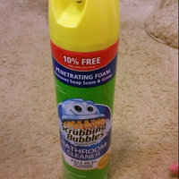 Scrubbing Bubbles® Disinfectant Citrus Scent Bathroom Cleaner 25 oz. Aerosol Can uploaded by Heather D.