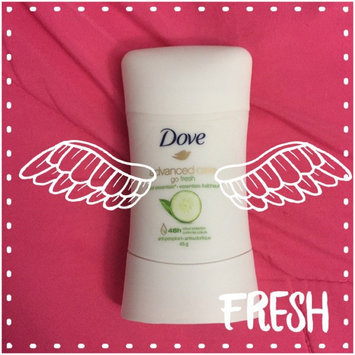 Dove® go fresh Cool Essential Cucumber & Green Tea Scent Anti-Perspirant Deodorant uploaded by Camille P.