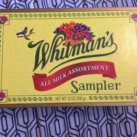 Whitman's Sampler All Milk Assortment uploaded by Jenny N.