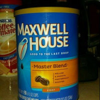 Maxwell House Master Blend Mild Roast Coffee uploaded by Kristi C.