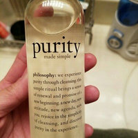 philosophy purity made simple mineral oil-free facial cleansing oil uploaded by Tram D.