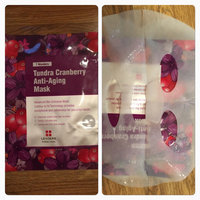 Leaders 7 Wonders Tundra Cranberry Anti-Aging Sheet Mask uploaded by Marisol G.
